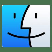 ファインダーのロゴ