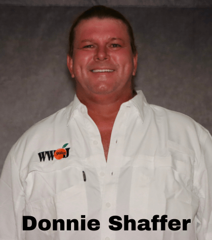 Donnie Shaffer headshot