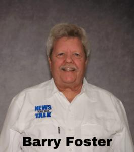 Barry Foster headshot