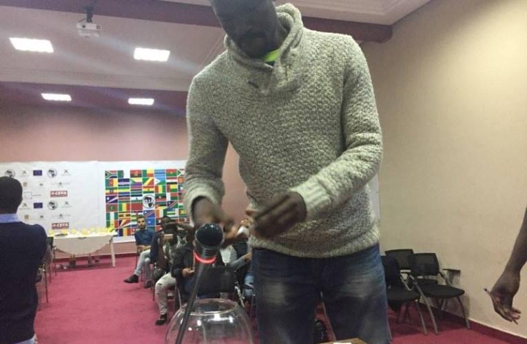 Tirage au sort du grand tournoi africain
