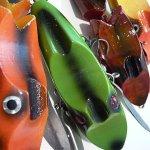 クリーパー&ホグバスターの速巻き/鳥の水浴び釣法