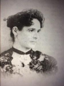 Eldefrida Tico married William Elwell of Ventura. (photo courtesy of Juanita Rodriguez Callendar and OVM)
