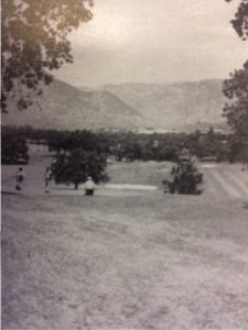 Mountain views rival the golf at Ojai Valley Inn & Country Club. The course's back nine is world famous.