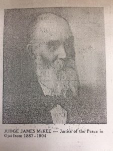 Judge James McKee Photo from the Ojai Valley News