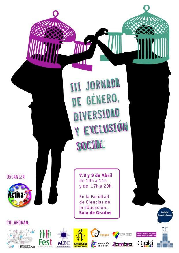 III Jornada de género, diversidad y exclusión social