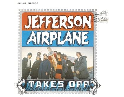 Discos Escondidos #006: Jefferson Airplane Takes Off (1966)