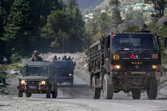 Indian Army Further Strengthens Dominance in Strategic Heights in Eastern Ladakh: Report -