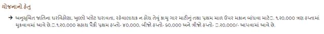 Dr. Ambedkar Awas Yojana Online Application Form Pdf Download Gujarat