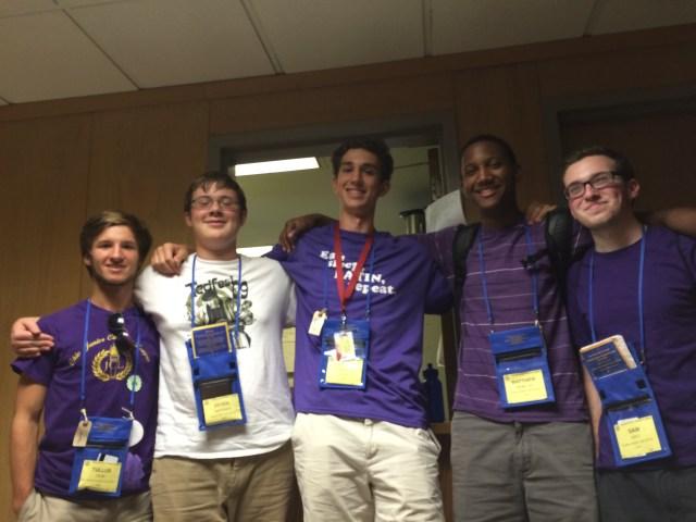 The OH Advanced Team!