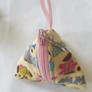 Zipper Change Purse/Wallet