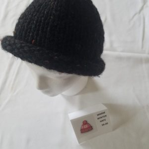 Hand-knitted Hat