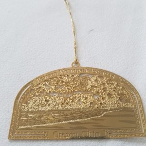 Commemorative Gold Ornament - Pearson Park