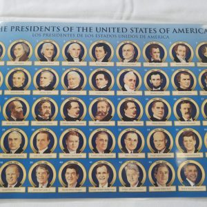 Presidential Placemats