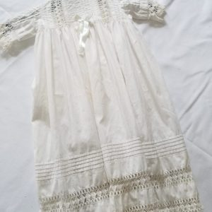 Antique Baptismal Gown