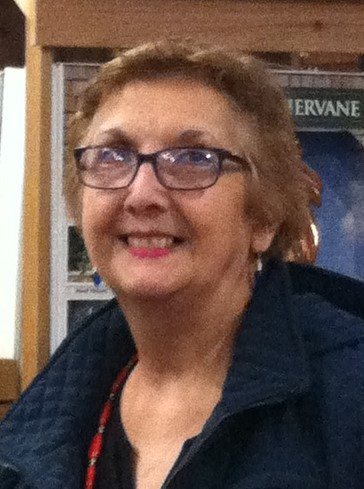 Kathy Clark OJHS Curator