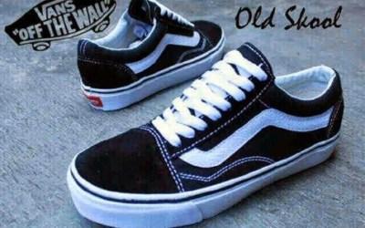 Tipe-tipe Sepatu Vans Old Skool