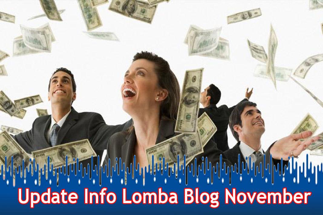 Update Info Lomba Blog November