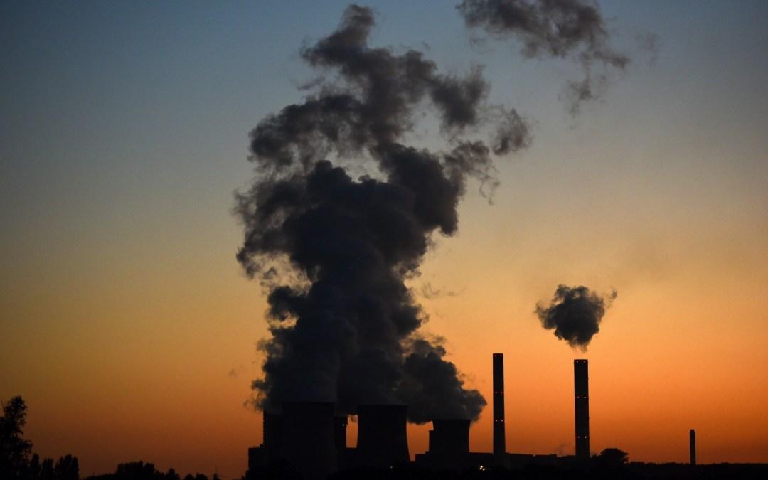El dióxido de carbono en la atmósfera batió un récord en 2015