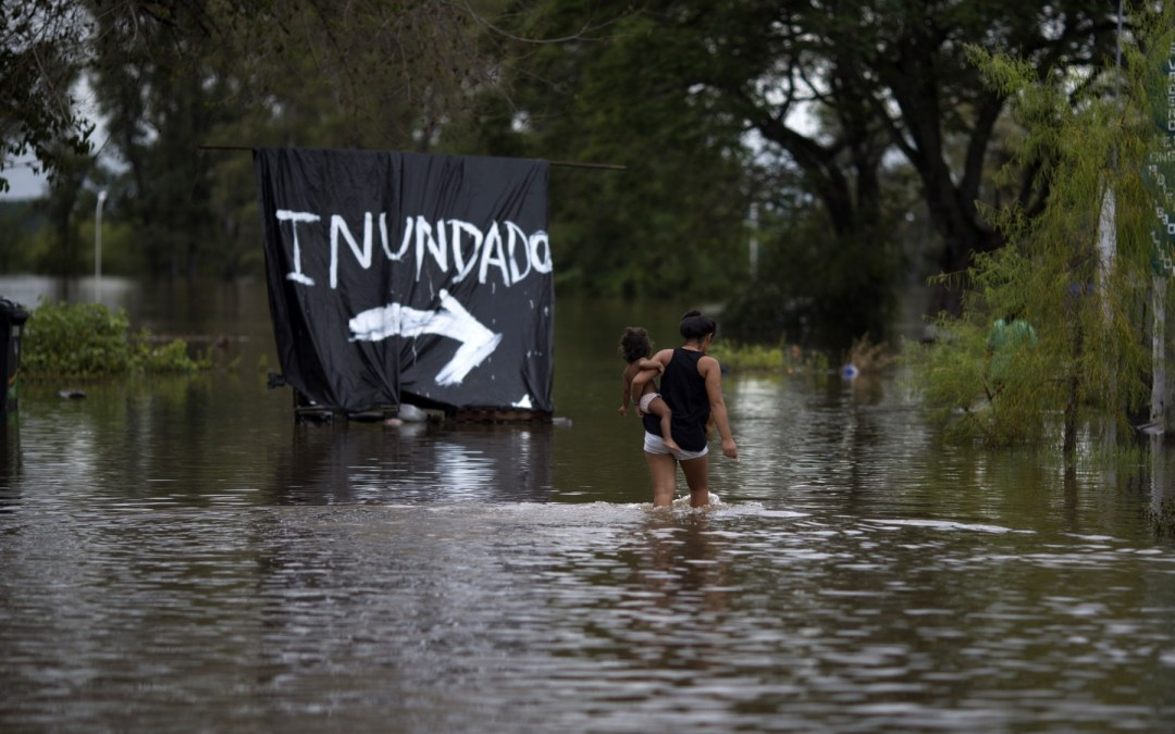 El 2016 llega en un mundo perturbado por fenómenos climáticos extremos