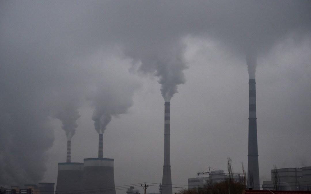 Dióxido de carbono en la atmósfera registró un aumento récord en 2015