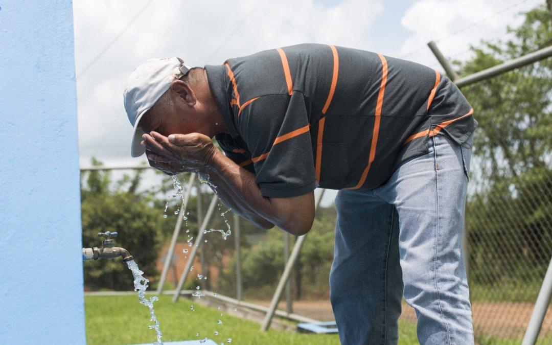 Bajas lluvias en el Caribe provocarían racionamiento de agua en Heredia