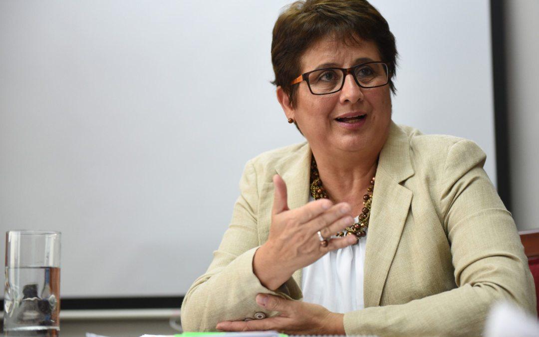 """Presidenta de Recope: """"Quiero poder participar en proyectos de hidrógeno"""""""