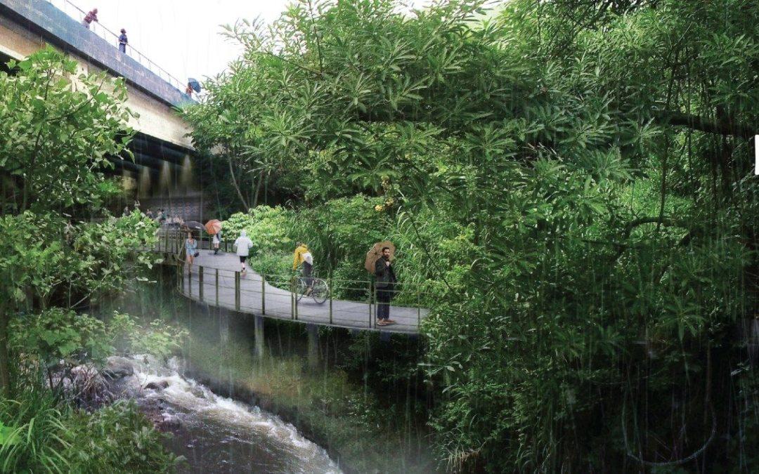 Primer kilómetro de Rutas Naturbanas irá del Simón Bolívar al Puente de los Incurables