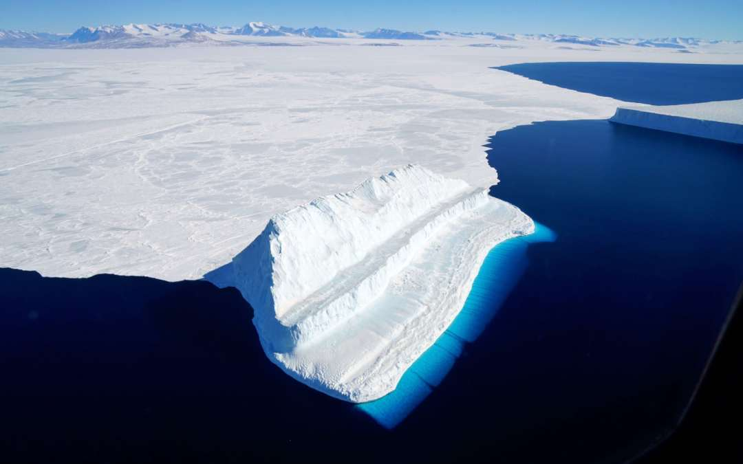 La pérdida de hielo anual de la Antártida se triplica