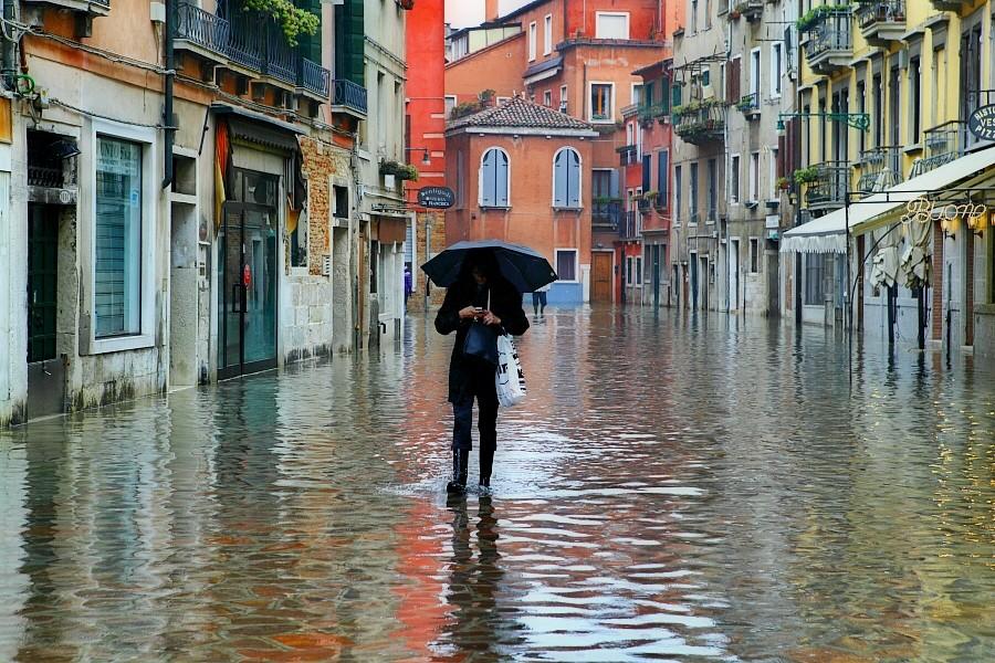 """Patrimonio de la Humanidad europeo """"se ahoga"""" por cambio climático"""