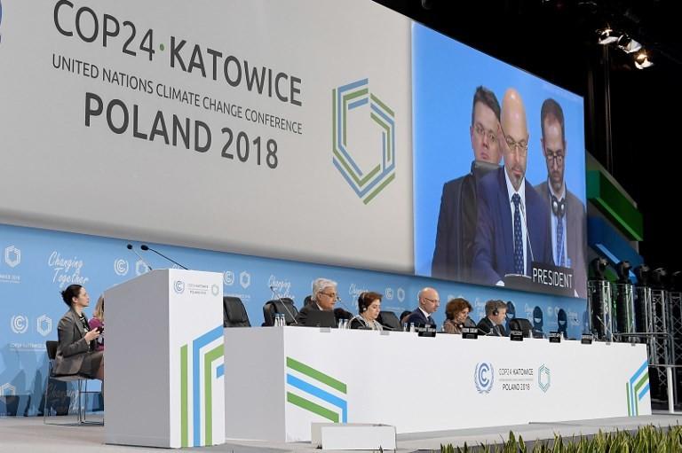 Negociaciones climáticas arrancan en Polonia con presión por mayor urgencia