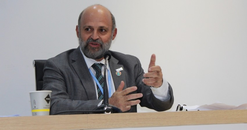 Costa Rica y Chile acuerdan liderar en conjunto cumbre climática del 2019