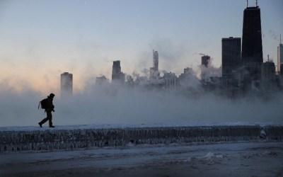 Una ola de frío extremo congela parte de EEUU, ¿es por el cambio climático?