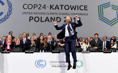 Las reglas que permitirán enfrentar el cambio climático
