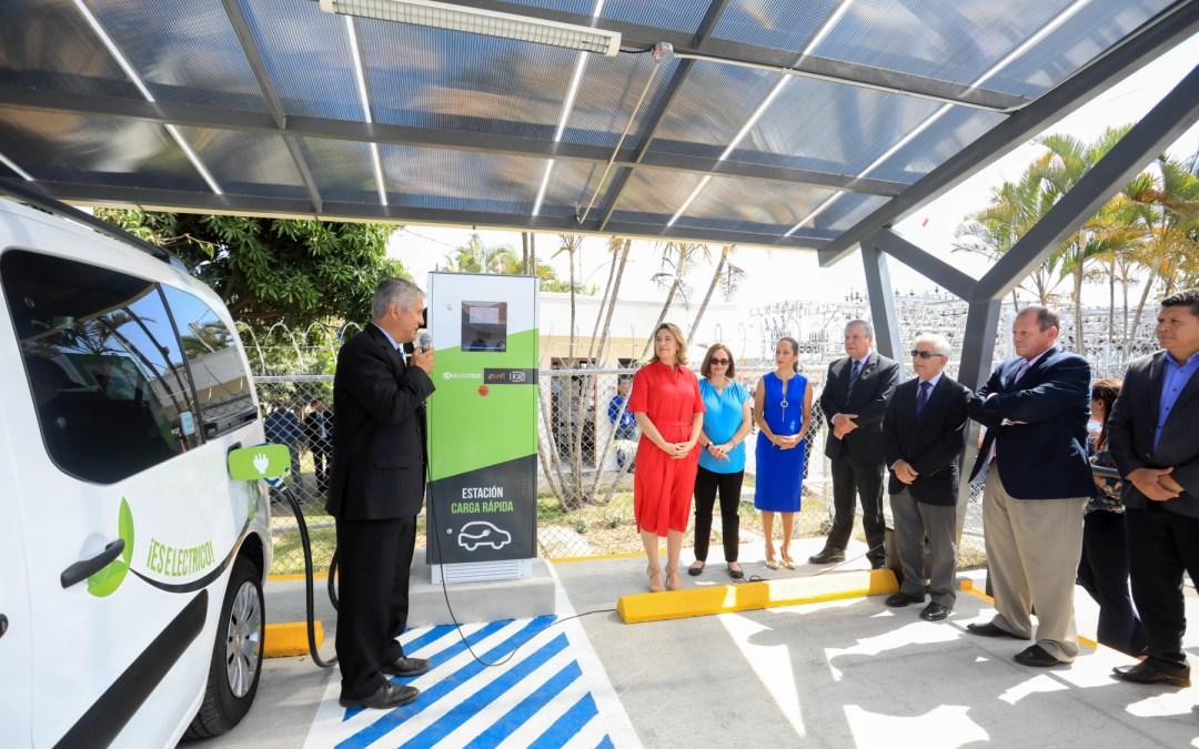 34 nuevos centros de carga rápida impulsarán a vehículos eléctricos en 2019
