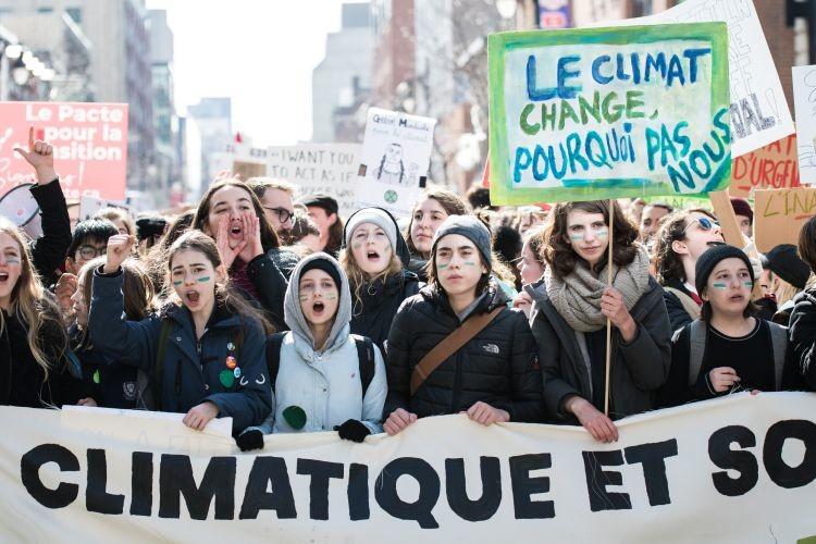 Los hijos son los mejores maestros sobre cambio climático