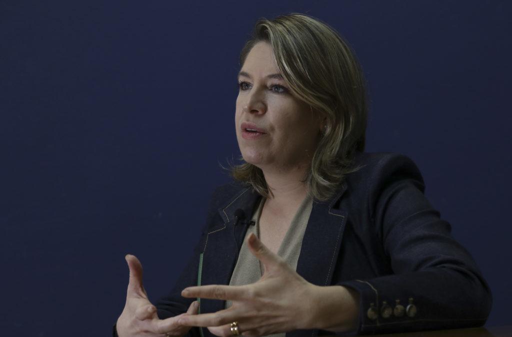 """Claudia Dobles, Primera Dama de la República """"El tren eléctrico es un proyecto que marca un antes y un después"""""""