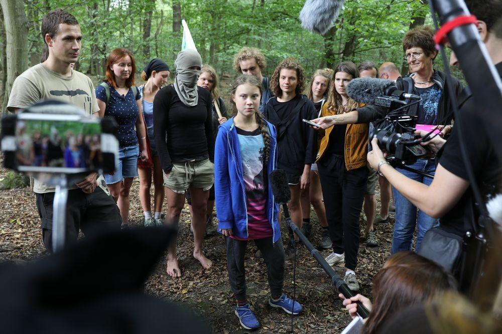 Greta Thunberg, la joven conciencia climática del planeta