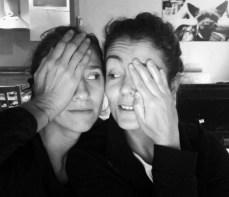 Catalina y Nata Guede