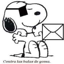Snoopy Sobres