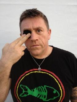 """Gambeat"", Jean Michel Dercourt Músic i Vocalista"