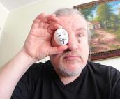 Jempi Samyn II - The anonymous egg. (Santiago de los Caballeros, May 3rd, 2013)
