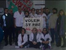 St. Pau en Lluita