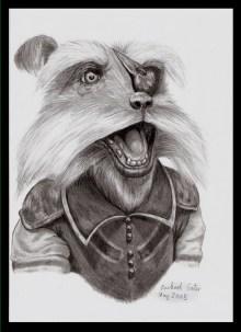 Sir Didymus from Labyrinth
