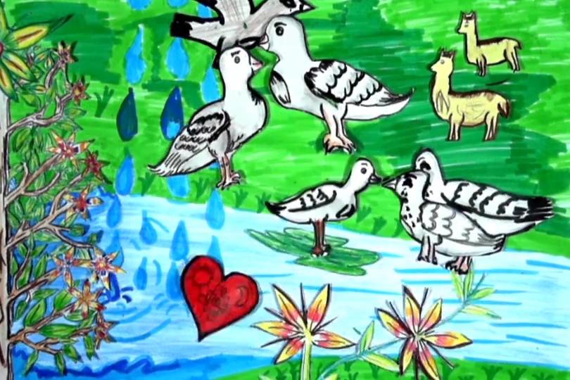 Huallatas - El poder del amor cuidando nuestro planeta_3