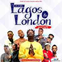 Mixtape : Dj Slimwater - Lagos to London {Mixtape}