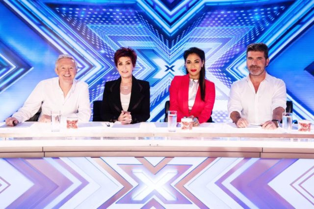 X Factor UK 2016 Judges