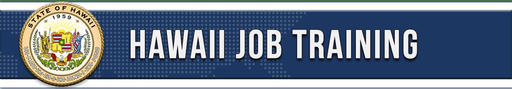 Hawaii Job Training