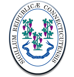 CONNECTICUT OJT STATE SEAL