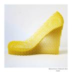 zapato diseñado con impresora 3D