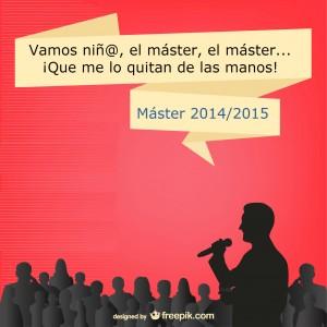 Llega Septiembre, todo sigue igual o peor, ¿es tiempo de #máster?….